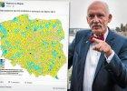 Co czwarty głosujący w gminie Rusiec głosował na partię KORWiN