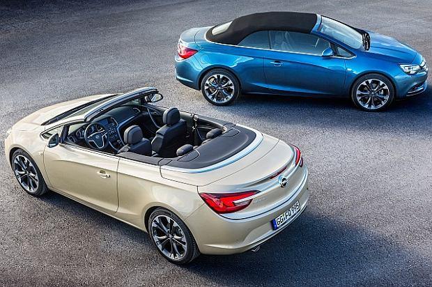 Opel Cascada - wielka galeria kabrioletu z Gliwic