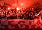 UEFA zamknie stadion Legii na mecz z Trabzonsporem?