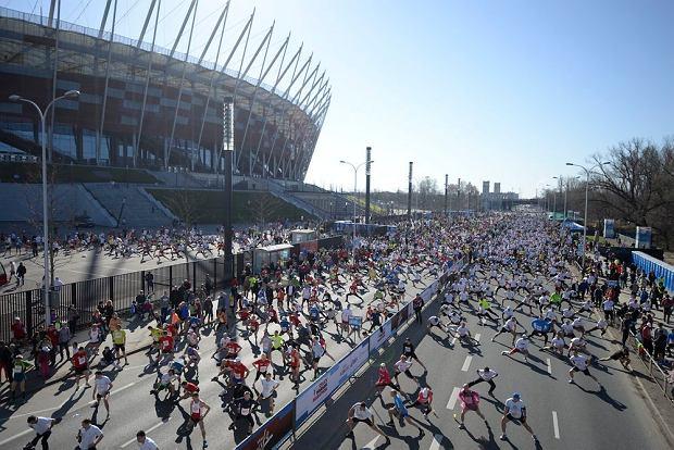 Warsaw Orlen Marathon 2013