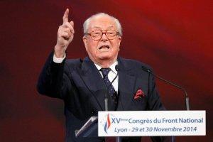 Jean-Marie Le Pen stanie przed s�dem. Za kontrowersyjne wypowiedzi o Holocau�cie