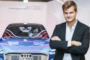 Audi e-tron quattro | SUV przysz�o�ci zaprojektowany przez Polaka