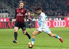 Napoli - Milan. Bramki. Składy. Kartki. Serie A - 18 listopada. Podsumowanie