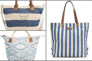 Pla�owe torby na lato 2014 - ponad 50 propozycji