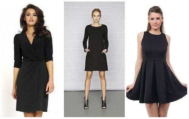 d8399cfabf Mała czarna - niezbędne ubranie w garderobie każdej kobiety