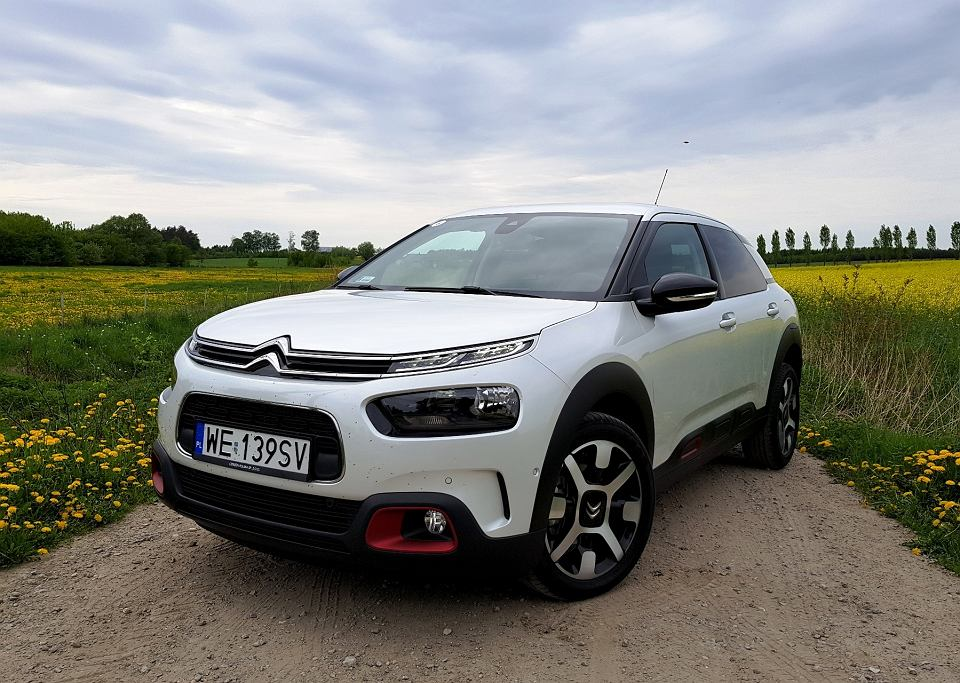 citroen c4 cactus test opinia recenzja. Black Bedroom Furniture Sets. Home Design Ideas