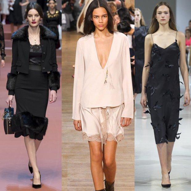 Buduarowy look w 3 modnych stylizacjach