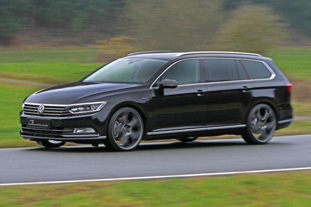 B&B VW Passat 2.0 Bi-TDI  | 300 koni w dieslu