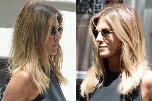 Jennifer Aniston pokaza�a nieco za du�o wychodz�c z restauracji na Upper East Side w Nowym Jorku. A mo�e to celowy zabieg?