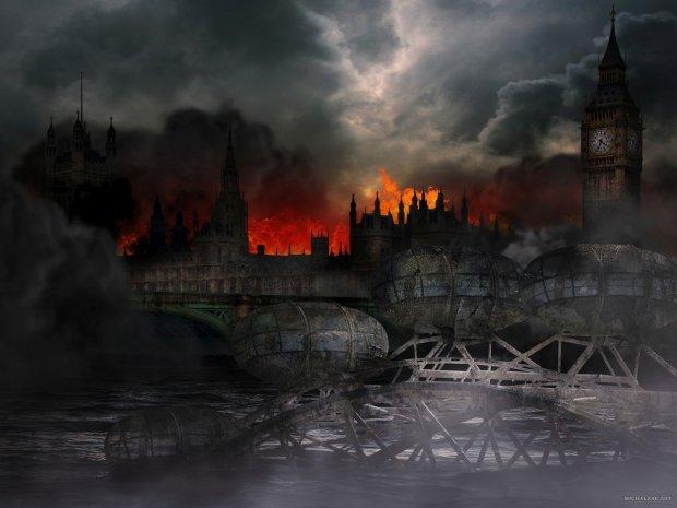 Londyn (fot. Michał Żak)