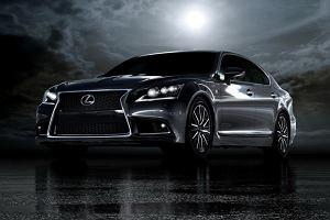 Fabryczni tunerzy | Lexus F