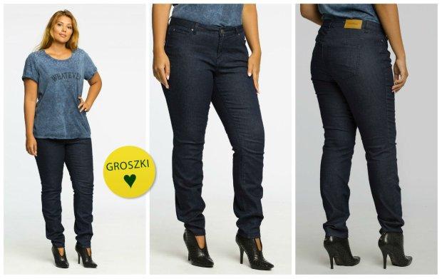 Idealne jeansy dla nosz�cych rozmiar 42+