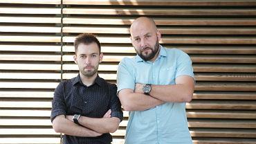 Na zdjęciu: Mateusz Warianka, Michał Waszkiewicz