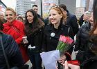 Jessica Chastain: 8 marca maszeruję w Warszawie