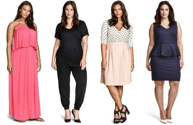 444ed76e75 Zdjęcie numer 29 w galerii - H M+ na wakacje  modne ubrania dla kobiet XL