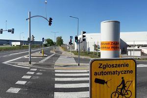 Inteligentny system sterowania ułatwi życie rowerzystom. Będzie podobny też dla pieszych?