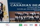 S�awny kwintet Canadian Brass zagra z ch�rem z Tarnowa