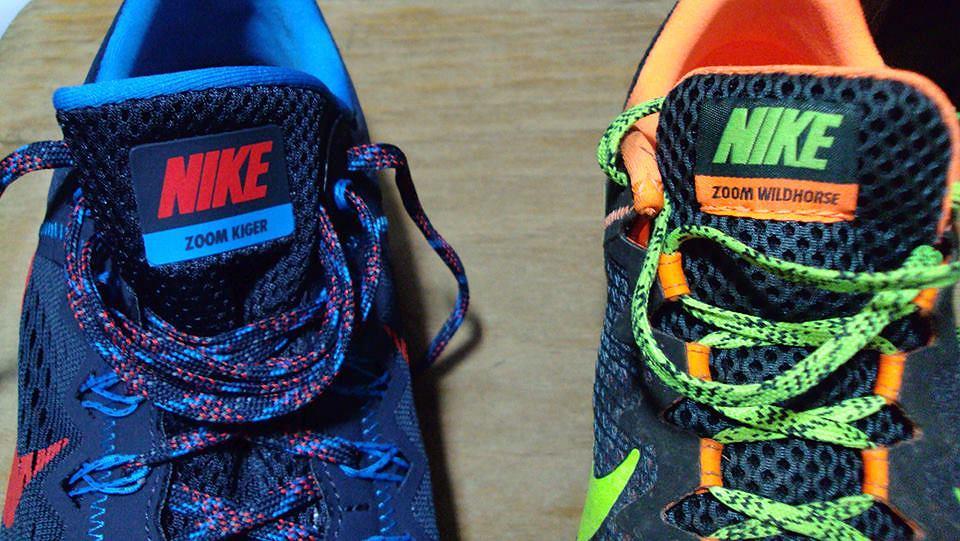 Nike ZoomTerra Kiger i Nike Zoom Wildhorse - dwaj nowi sprzymierzeńcy w terenie.