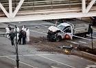 Zamach w Nowym Jorku: samochód wjechał w ludzi na Manhattanie. 8 osób nie żyje, wielu rannych [CO WIEMY]