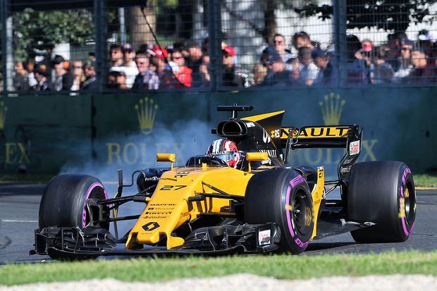Bolid Renault 2017