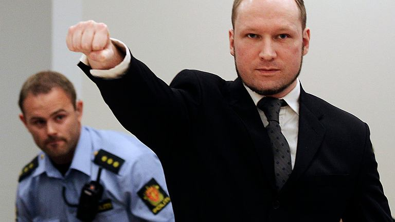 Norway Breivik