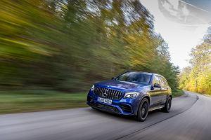 Mercedes-AMG GLC 63 S 4MATIC+ - najmocniejszy SUV w swojej klasie