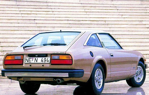 W 1981 roku pojawiła się wersja Turbo z silnikiem o mocy 145 KM