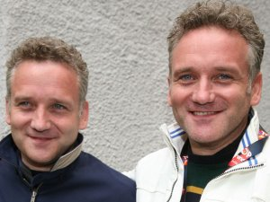 Jaros�aw Kret i Jacek Kret