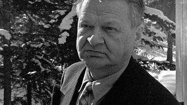 Władysław Broniewski, Zakopane, 1959 r.