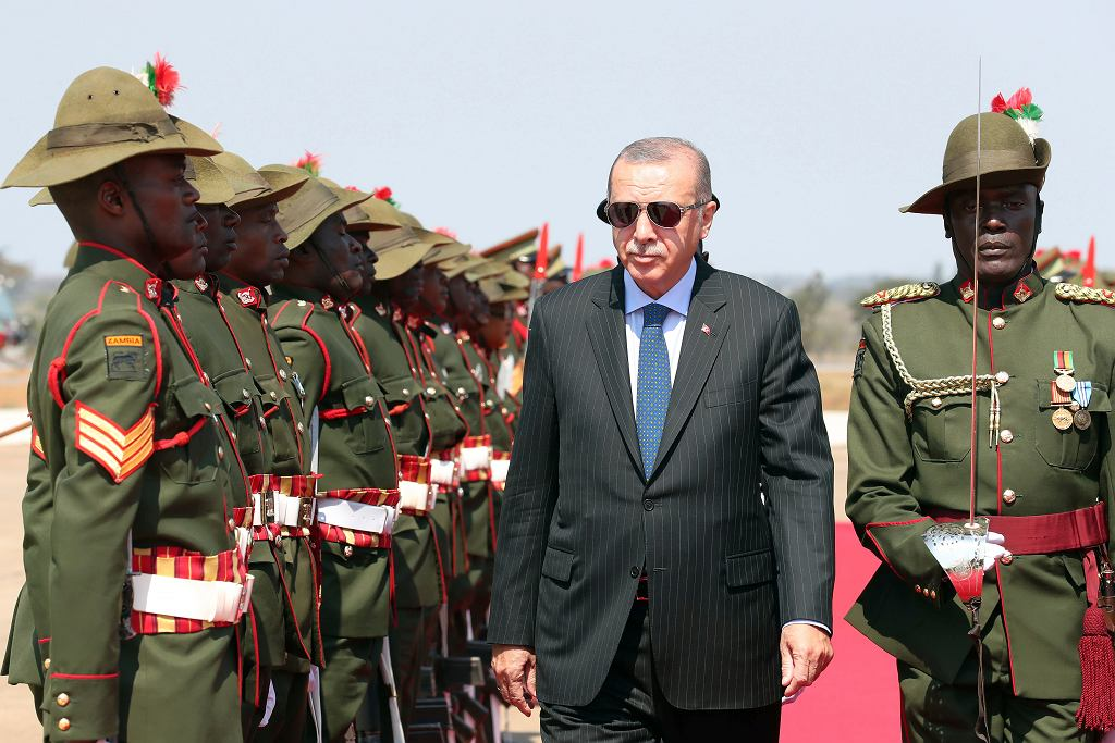 Zambia Turkey