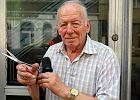 Najstarszy fryzjer w Chorzowie. Strzyże już od ponad 70 lat