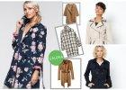 Płaszcze: zobacz przegląd jesiennych trendów! (H&M, Mohito, House)