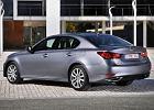 LEXUS GS 12- 2012 sedan tylny lewy - Zdj�cia