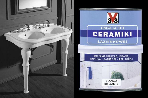 Farba renowacyjna do malowania ceramiki łazienkowej. Jak pomalować umywalkę i wannę?