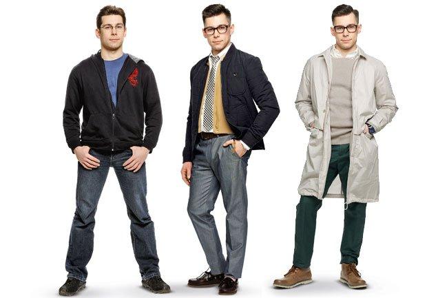 Metamorfozy: z nudziarza w stylowego mężczyznę