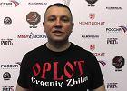 Jewgienij Żylin nie żyje. Lidera ukraińskiego ruchu Opłot zastrzelono w restauracji pod Moskwą