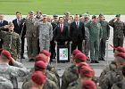 """�o�nierze USA pozostan� w Polsce i krajach ba�tyckich w 2015 r. B�d� """"zapobiega� rosyjskiej agresji"""""""