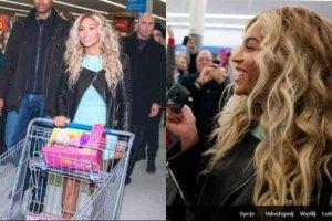 Beyonce zap�aci�a klientom supermarketu za �wi�tecznie zakupy! Wyda�a w sumie...