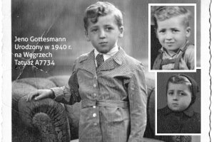Jako dziecko prze�y� Auschwitz. Teraz przez Facebook szuka brata bli�niaka
