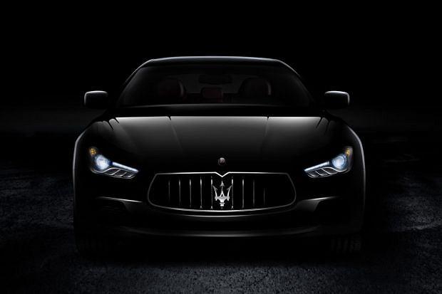 Maserati zn�w przypomina o istnieniu Ghibli