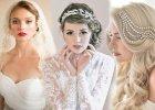 Ślubne ozdoby do włosów: wybierz odpowiednią do swojej fryzury