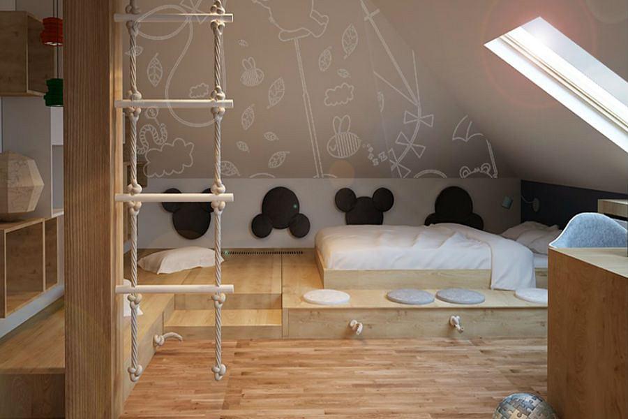 ściany W Pokoju Dziecka Jak Ozdobić