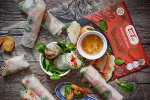 Papier ry�owy - spring rolls