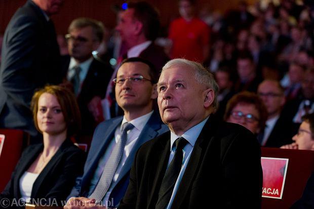 Zdjęcie numer 3 w galerii - Morawiecki na naradzie u Kaczyńskiego. Spotkanie w domu prezesa PiS trwało do późnej nocy