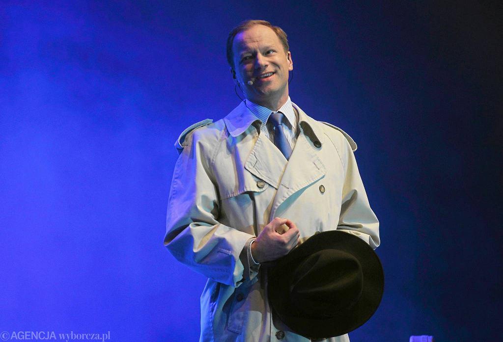 Maciej Stuhr w musicalu