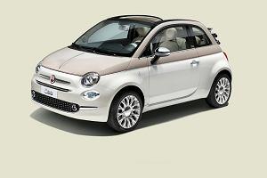 Fiat oryginalnie świętuje 60. urodziny modelu 500