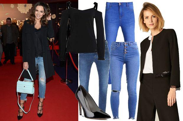 Dobra para jeansów to podstawa. Nosimy je na co dzień, więc przydałyby nam się takie, o których możemy powiedzieć, że są skrojone na miarę. Idealne modele nosi Paulina Krupińska!