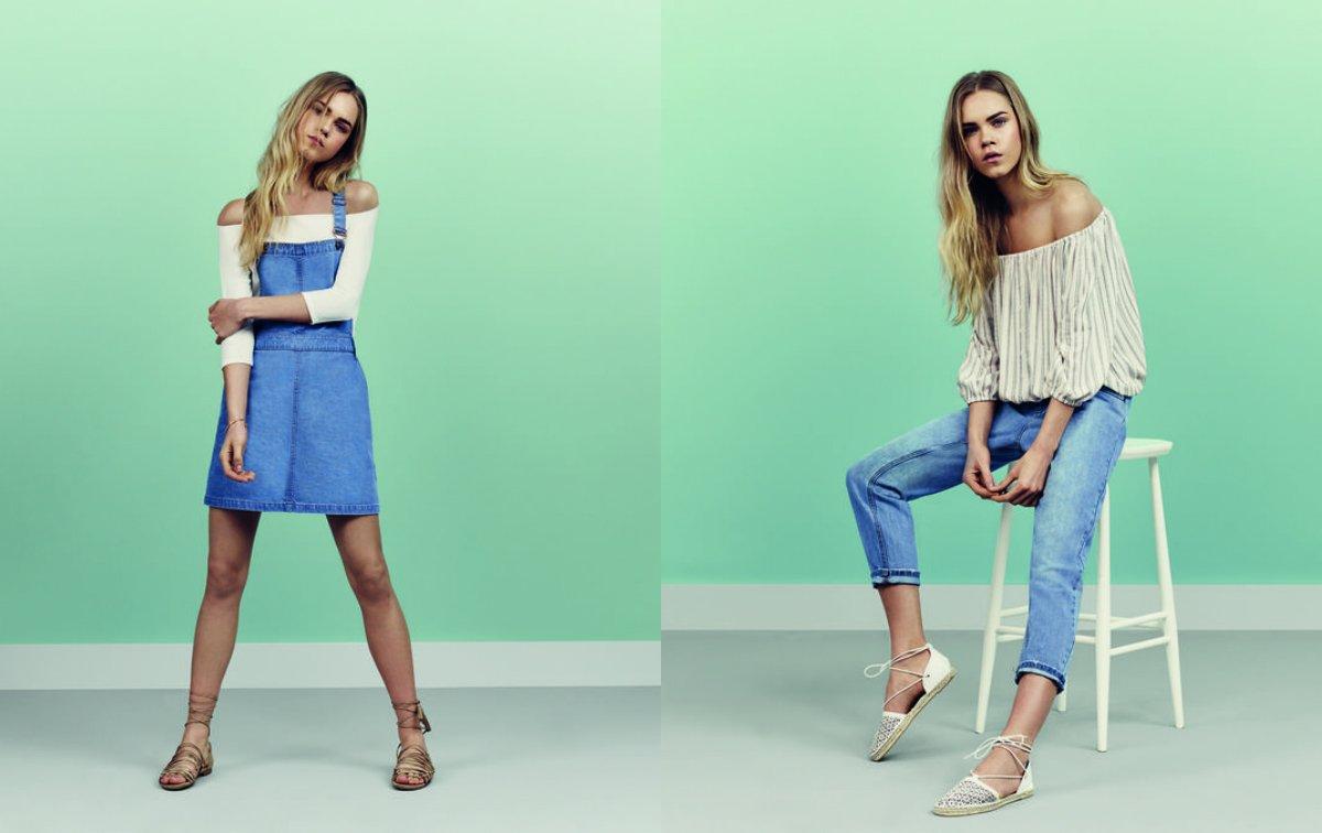 ac435ae30b New look - sprawdź najnowsze trendy z kampanii na lato