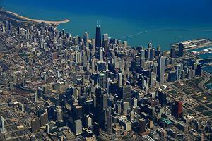 Chicago. Nad Jeziorem Michigan