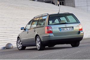 VW Passat Variant TDI